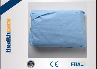 EO Sterile Disposable Surgical Packs Convenient Blue SMS Knee Arthroscopy Set CE and FDA