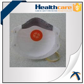 Chine Masque jetable de pollution du masque protecteur PM2.5 d'Earloop NIOSH N95 avec la valve d'exhalation usine